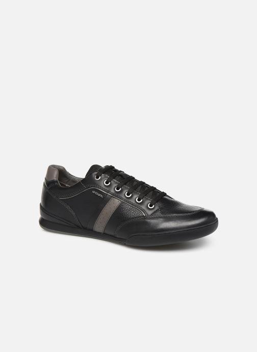 Sneakers Geox U Kristof Zwart detail