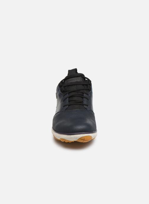 Baskets Geox U NEBULA 4 X 4 B ABX Bleu vue portées chaussures