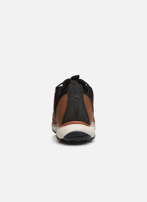 Sneakers Geox U NEBULA 4 X 4 B ABX Marrone immagine destra