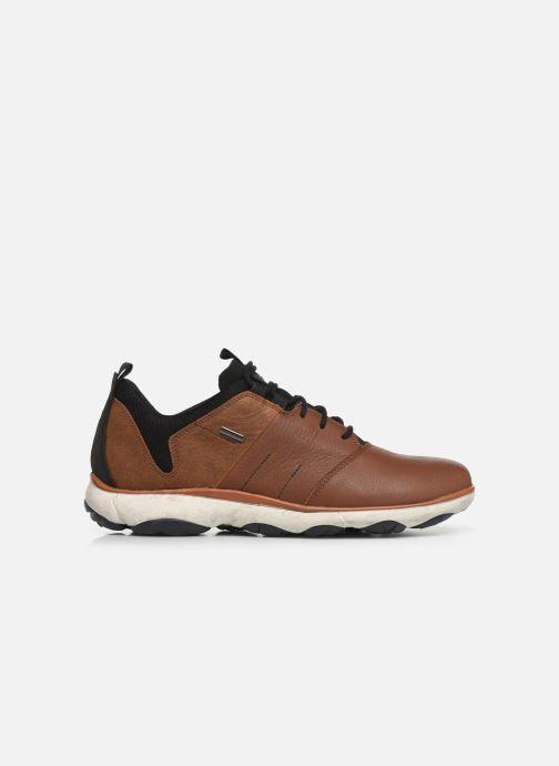 Sneakers Geox U NEBULA 4 X 4 B ABX Marrone immagine posteriore