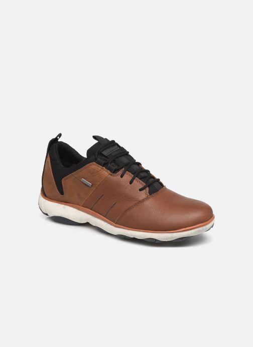 Sneakers Geox U NEBULA 4 X 4 B ABX Marrone vedi dettaglio/paio