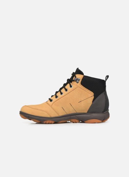 Sneakers Geox U NEBULA 4 X 4 B ABX Giallo immagine frontale