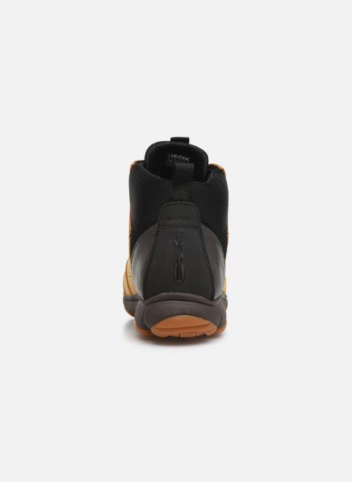 Sneakers Geox U NEBULA 4 X 4 B ABX Giallo immagine destra