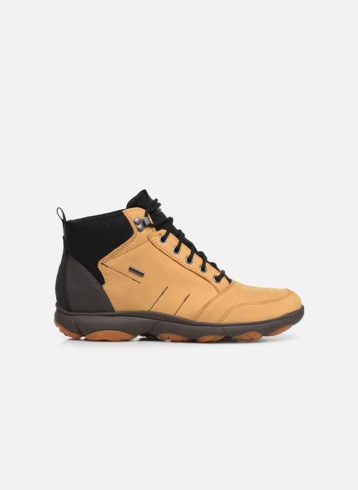 Sneakers Geox U NEBULA 4 X 4 B ABX Giallo immagine posteriore