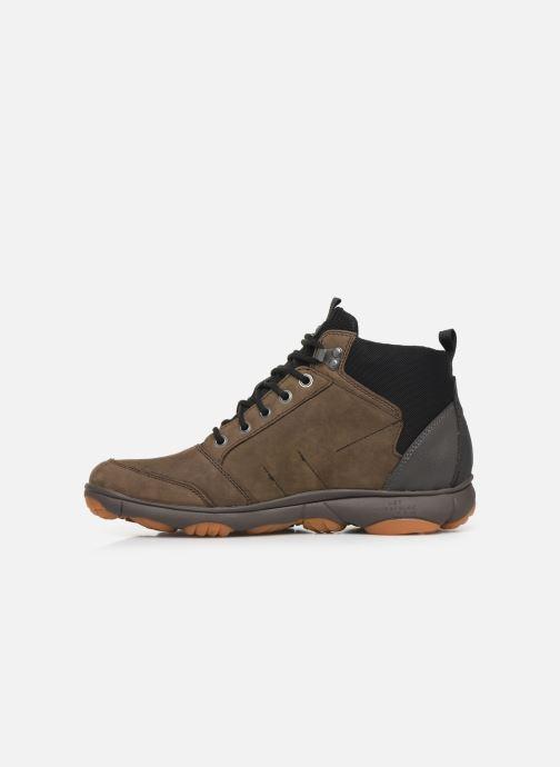 Sneakers Geox U NEBULA 4 X 4 B ABX Bruin voorkant