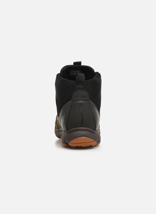 Sneakers Geox U NEBULA 4 X 4 B ABX Bruin rechts