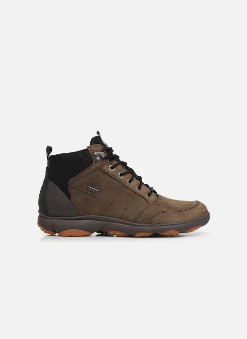 Sneakers Geox U NEBULA 4 X 4 B ABX Bruin achterkant