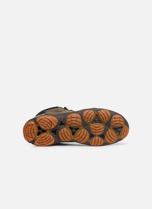 Sneakers Geox U NEBULA 4 X 4 B ABX Bruin boven