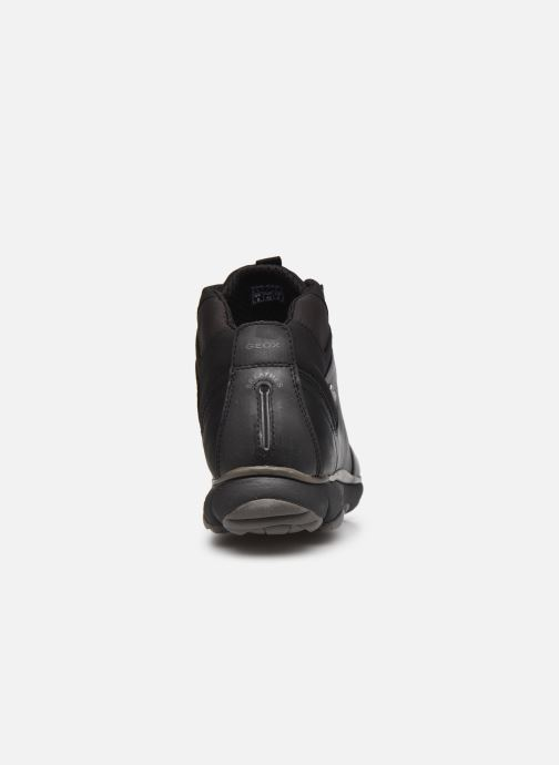 Sneaker Geox U NEBULA 4 X 4 B ABX schwarz ansicht von rechts