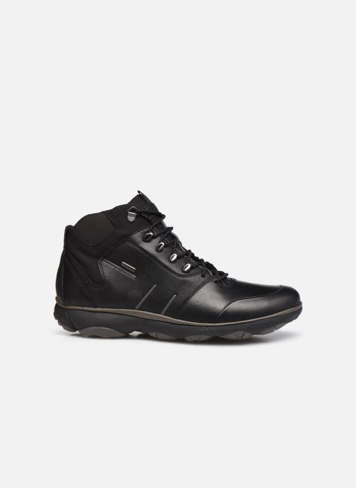 Sneaker Geox U NEBULA 4 X 4 B ABX schwarz ansicht von hinten