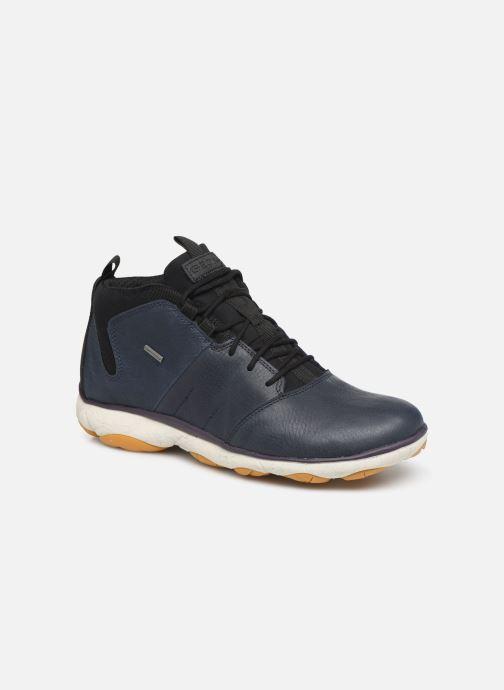 Sneakers Geox U NEBULA 4 X 4 B ABX 2 Blå detaljeret billede af skoene