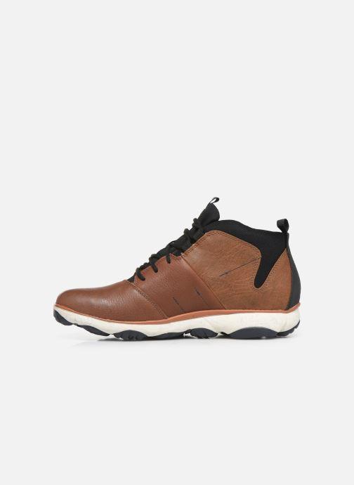Sneakers Geox U NEBULA 4 X 4 B ABX 2 Marrone immagine frontale