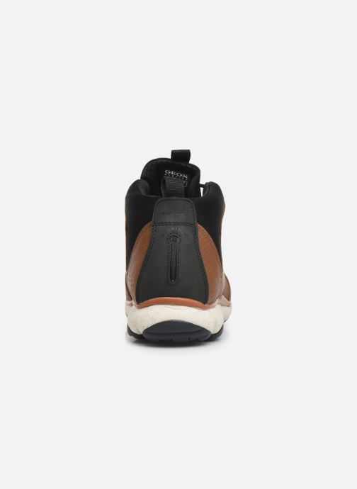 Sneakers Geox U NEBULA 4 X 4 B ABX 2 Marrone immagine destra
