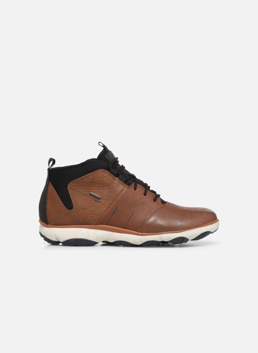 Sneakers Geox U NEBULA 4 X 4 B ABX 2 Marrone immagine posteriore