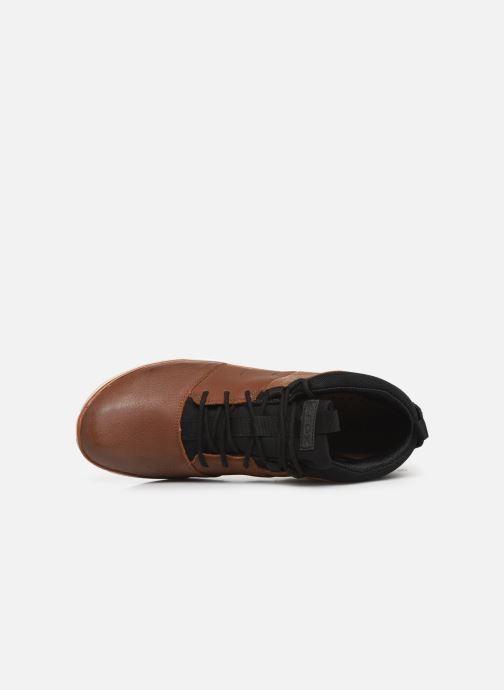 Sneakers Geox U NEBULA 4 X 4 B ABX 2 Marrone immagine sinistra