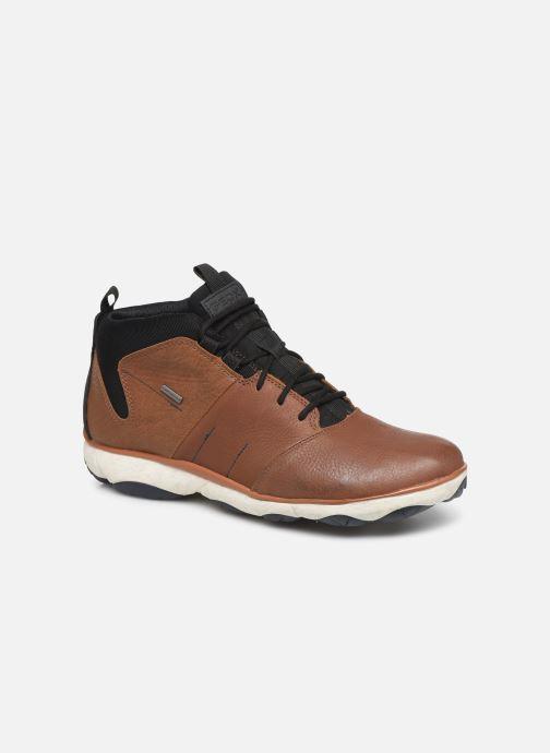 Sneakers Geox U NEBULA 4 X 4 B ABX 2 Marrone vedi dettaglio/paio
