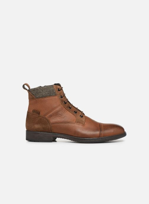 Stiefeletten & Boots Geox U JAYLON braun ansicht von hinten
