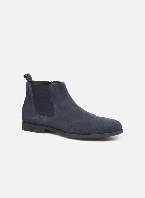 Bottines et boots Geox U Kaspar Bleu vue détail/paire