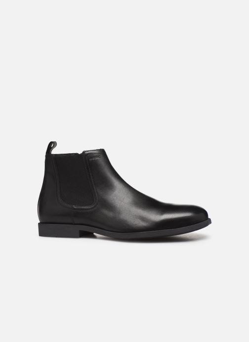 Bottines et boots Geox U Kaspar Noir vue derrière