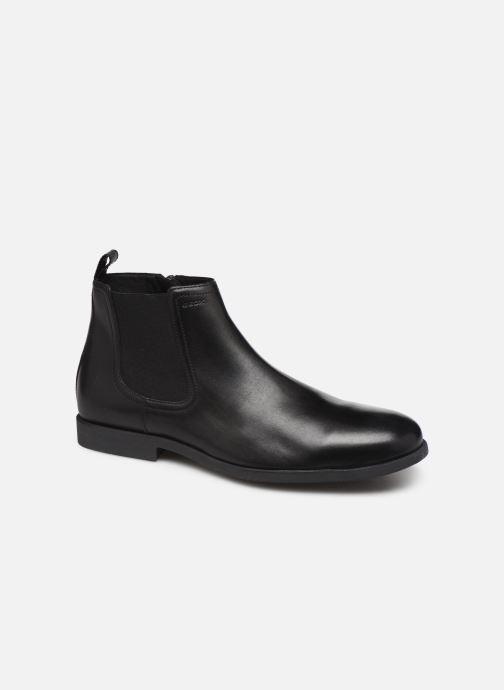 Bottines et boots Geox U Kaspar Noir vue détail/paire
