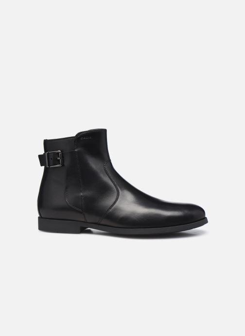 Stiefeletten & Boots Geox U Kaspar schwarz ansicht von hinten
