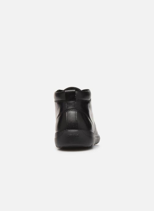 Sneakers Geox U LEITAN Zwart rechts