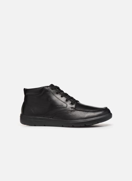 Sneakers Geox U LEITAN Zwart achterkant