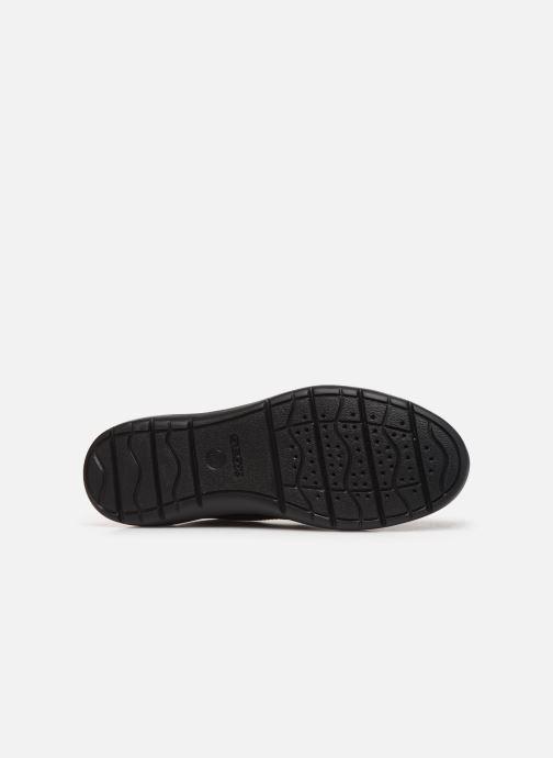 Sneakers Geox U LEITAN Zwart boven