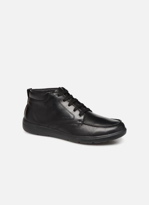 Sneakers Geox U LEITAN Zwart detail
