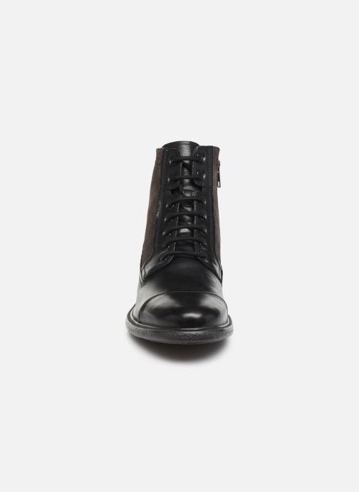 Bottines et boots Geox U Terence Noir vue portées chaussures