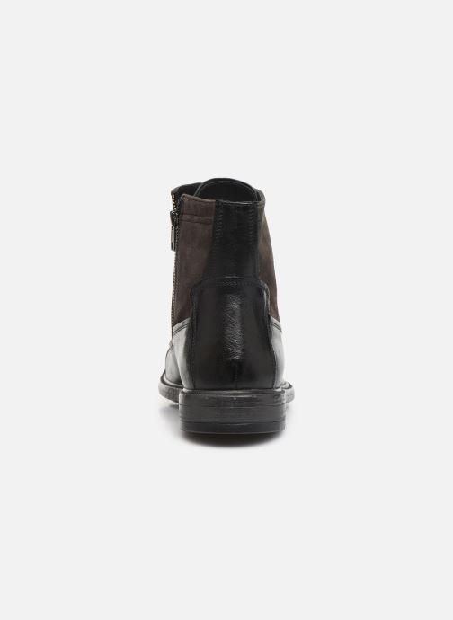 Bottines et boots Geox U Terence Noir vue droite