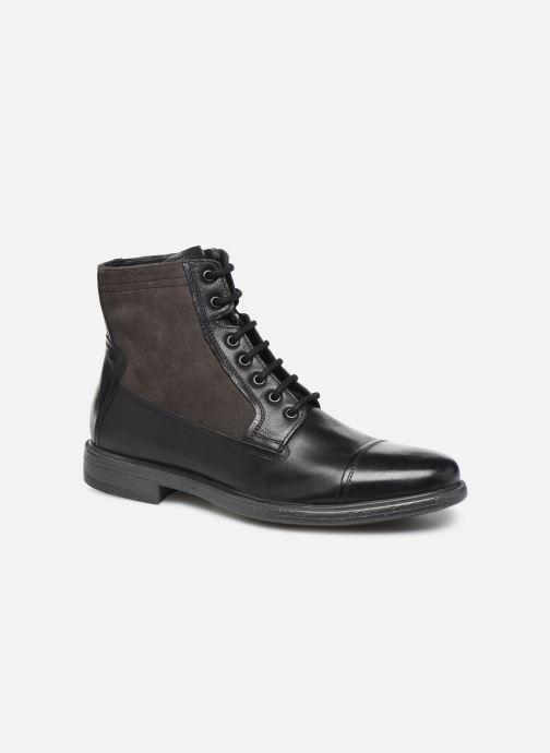 Boots en enkellaarsjes Geox U TERENCE Zwart detail