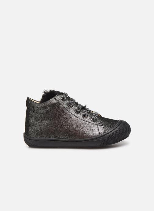 Boots en enkellaarsjes Naturino Woolly Zilver achterkant