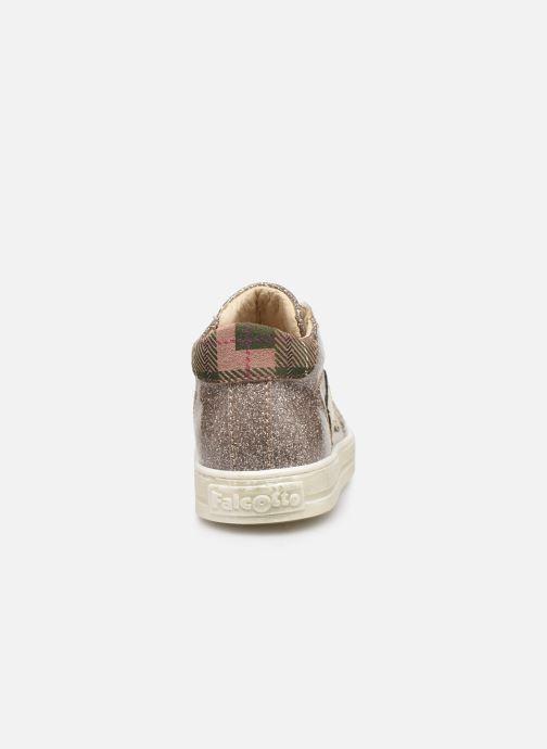 Bottines et boots Naturino Sasha Argent vue droite