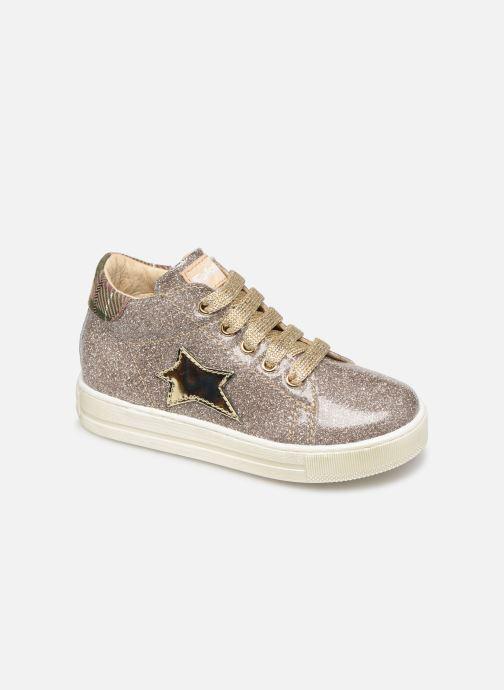 Bottines et boots Naturino Sasha Argent vue détail/paire