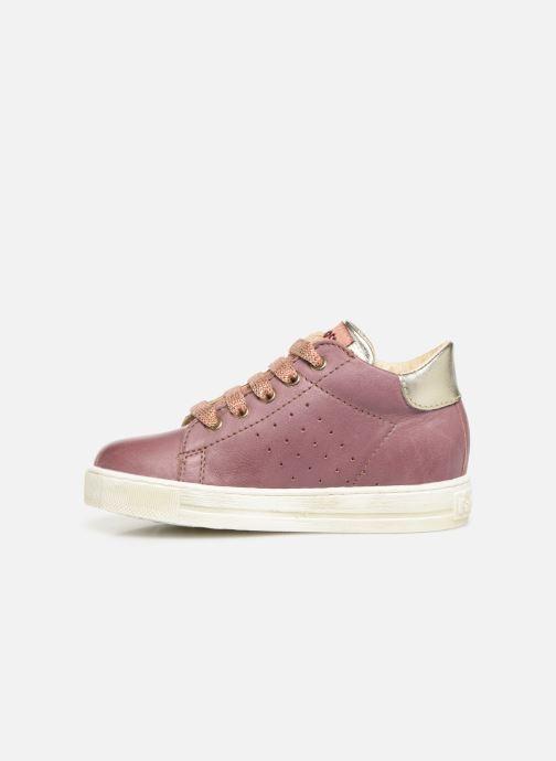 Stiefeletten & Boots Naturino Heart rosa ansicht von vorne