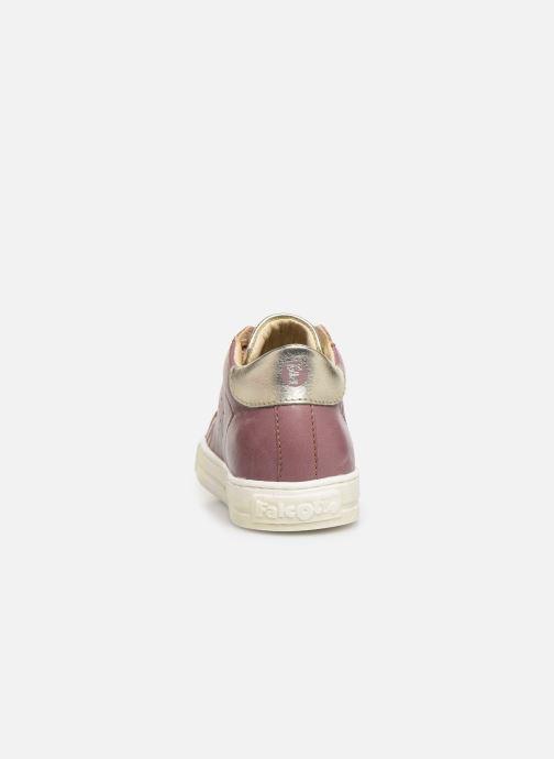 Stiefeletten & Boots Naturino Heart rosa ansicht von rechts
