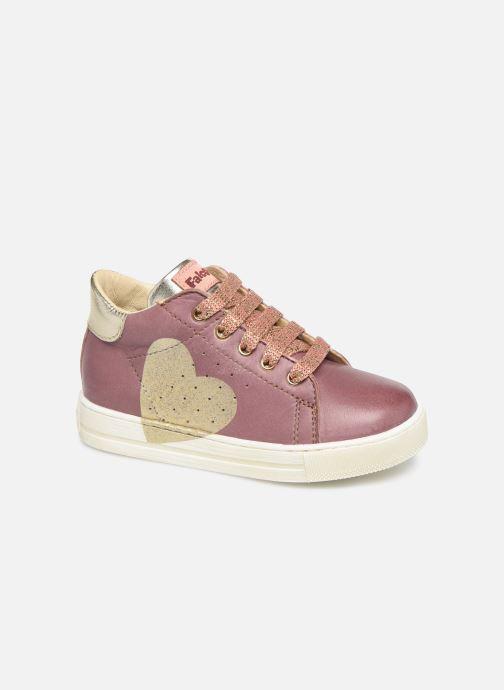Bottines et boots Naturino Heart Rose vue détail/paire