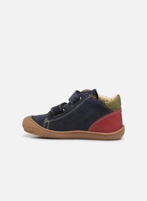 Boots en enkellaarsjes Naturino Romy VL Blauw voorkant