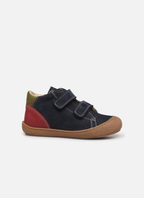 Boots en enkellaarsjes Naturino Romy VL Blauw achterkant