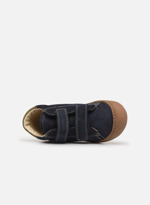 Bottines et boots Naturino Romy VL Bleu vue gauche