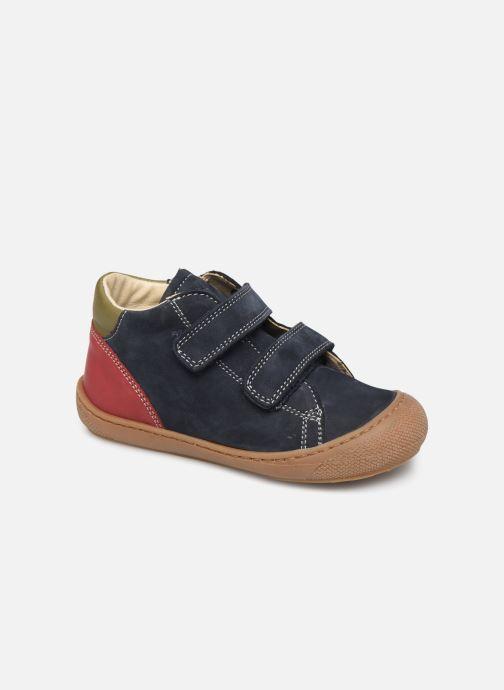 Boots en enkellaarsjes Naturino Romy VL Blauw detail