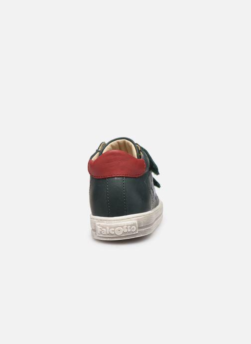Bottines et boots Naturino Sasha VL Vert vue droite
