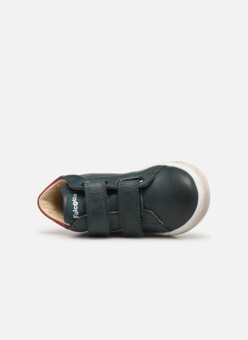Bottines et boots Naturino Sasha VL Vert vue gauche