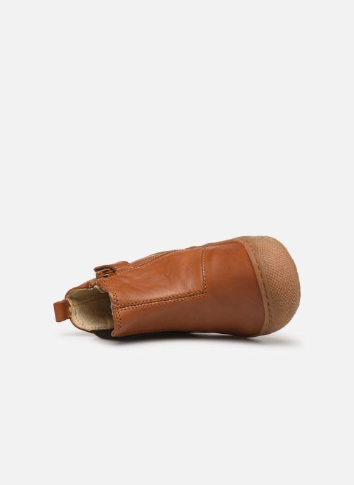 Bottines et boots Naturino Sally Marron vue gauche