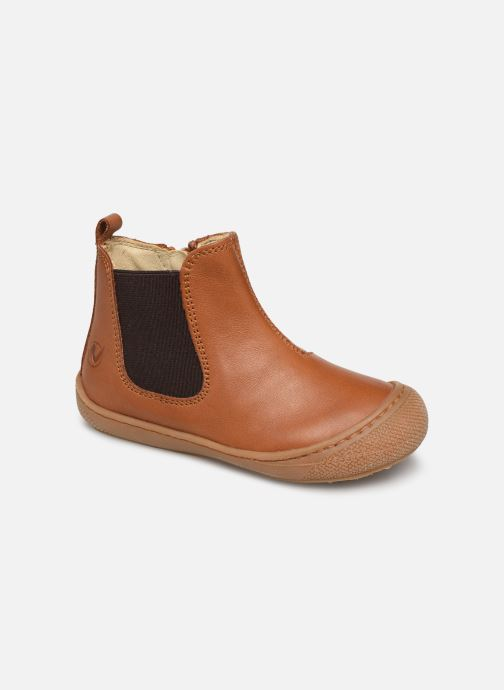 Ankle boots Naturino Sally Brown detailed view/ Pair view
