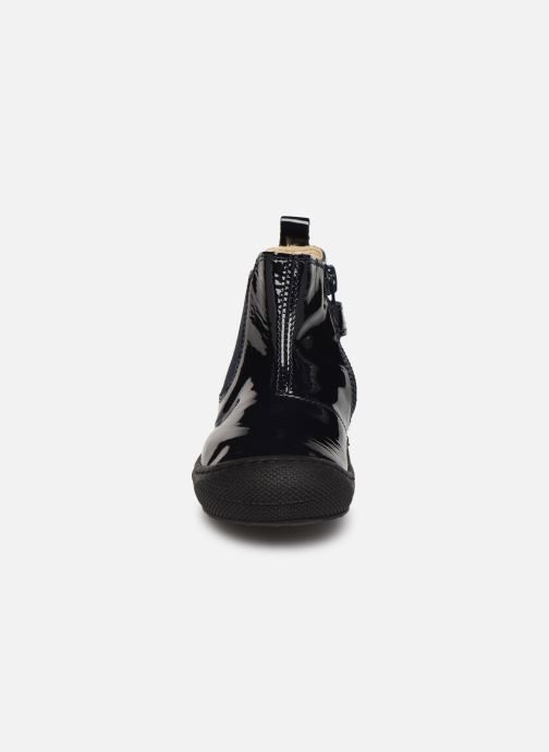 Bottines et boots Naturino Sally Noir vue portées chaussures
