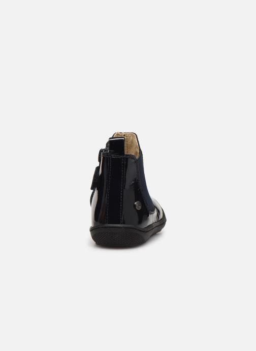 Bottines et boots Naturino Sally Noir vue droite