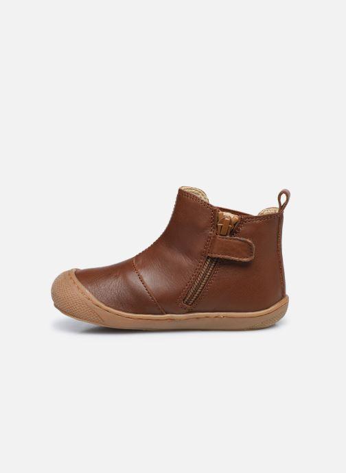 Bottines et boots Naturino Sally Marron vue face