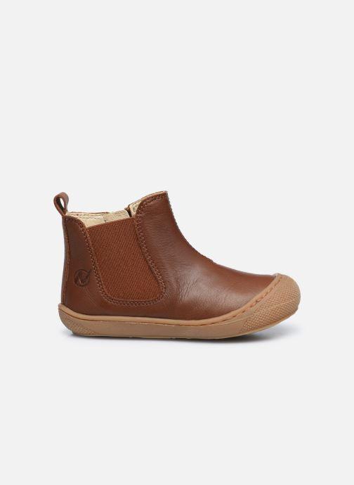 Stiefeletten & Boots Naturino Sally braun ansicht von hinten